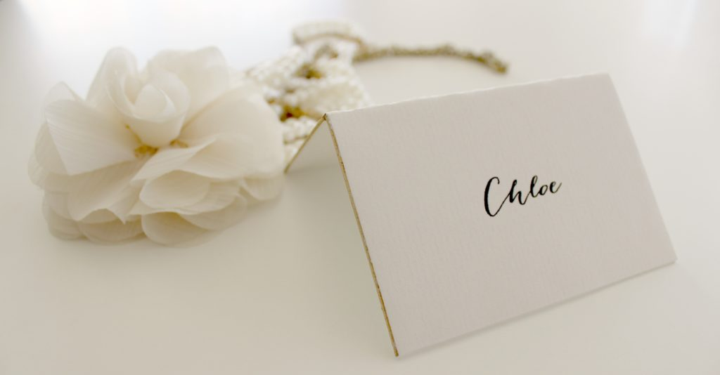 Cool DIY Place Cards