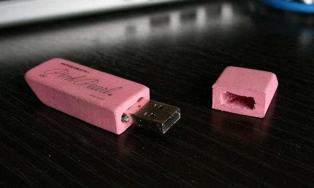 Amazing DIY USB Flash Drives