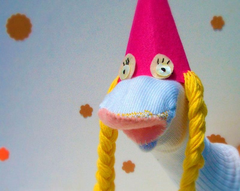 The Best Sock Puppet Tutorials