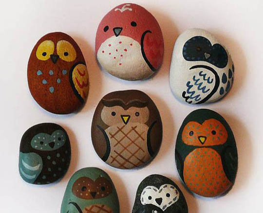 Awesome Rock Painting Tutorials
