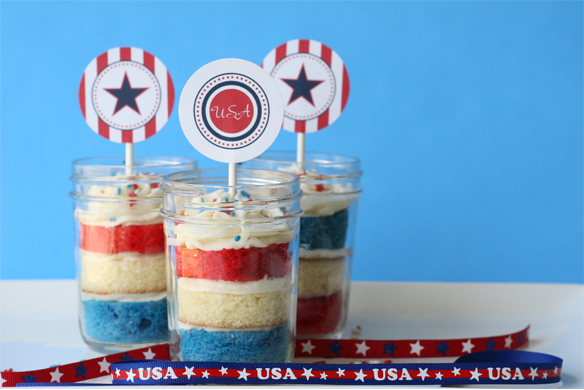 Delicious 4th of July Cake Recipes
