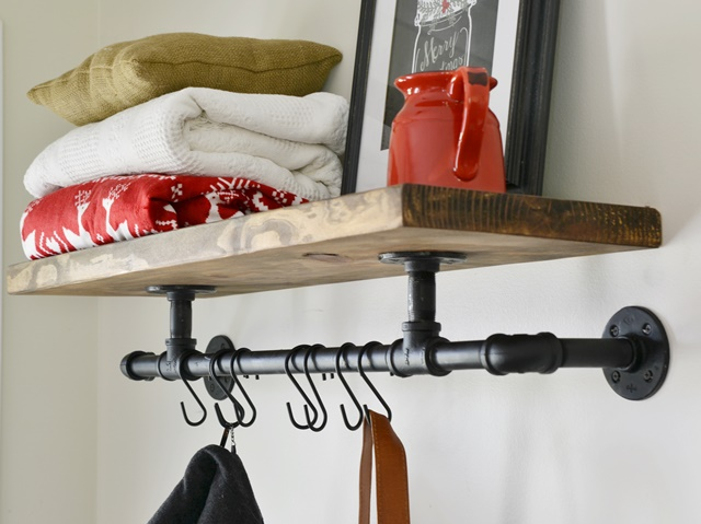 Awesome DIY Coat Racks