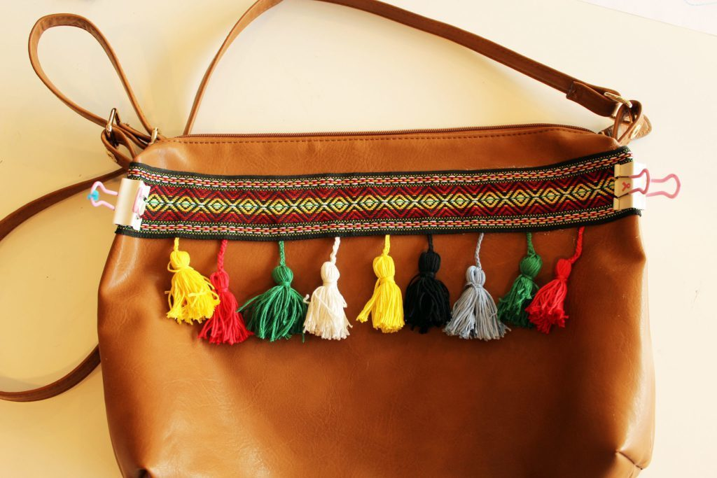 Fancy DIY Boho Purses
