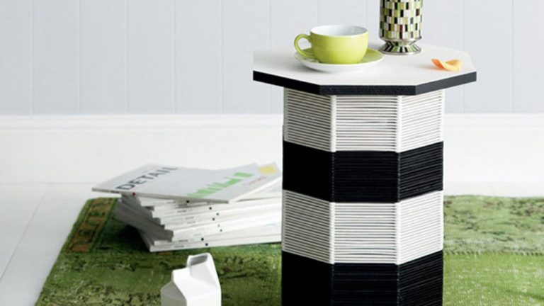 Awesome DIY End Tables