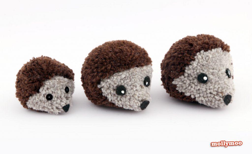 Adorable Hedgehog Themed Crafts