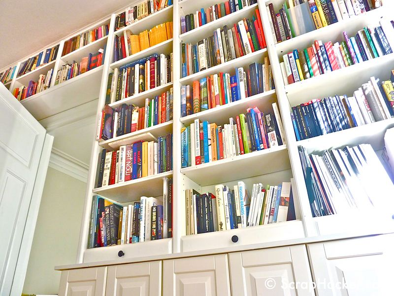 How To Design A Home Library Or Reading Nook With DIY Decor