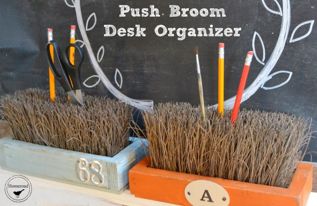 Great Ideas To Upcycle Brooms and Broom Handles