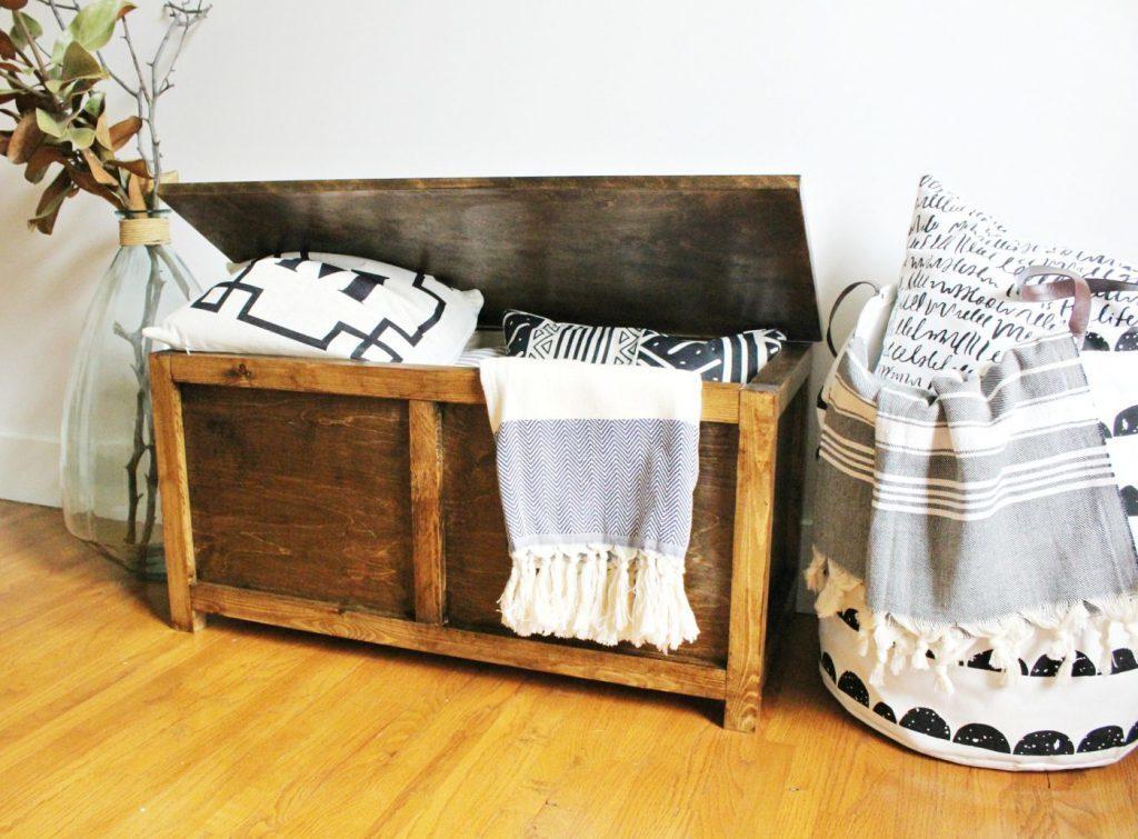 Amazing DIY Storage Chests