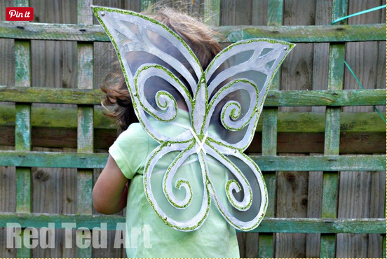 Awesome Fairy Themed Crafts