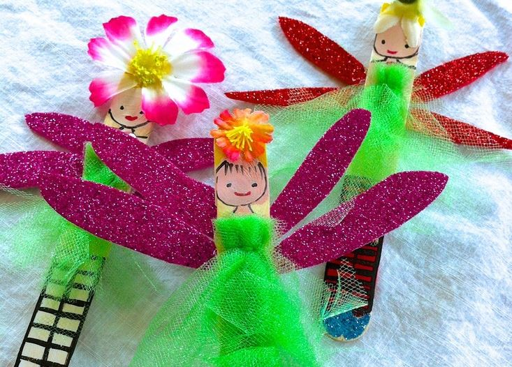 Easy And Cute Fairy Themed Crafts