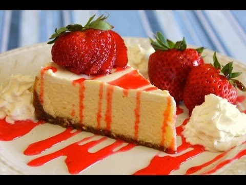 Delicious DIY New York Style Cheesecake