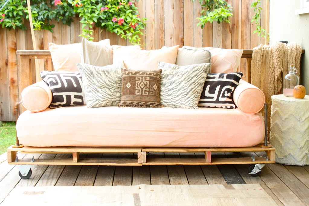 How To Turn Pallets into Furniture