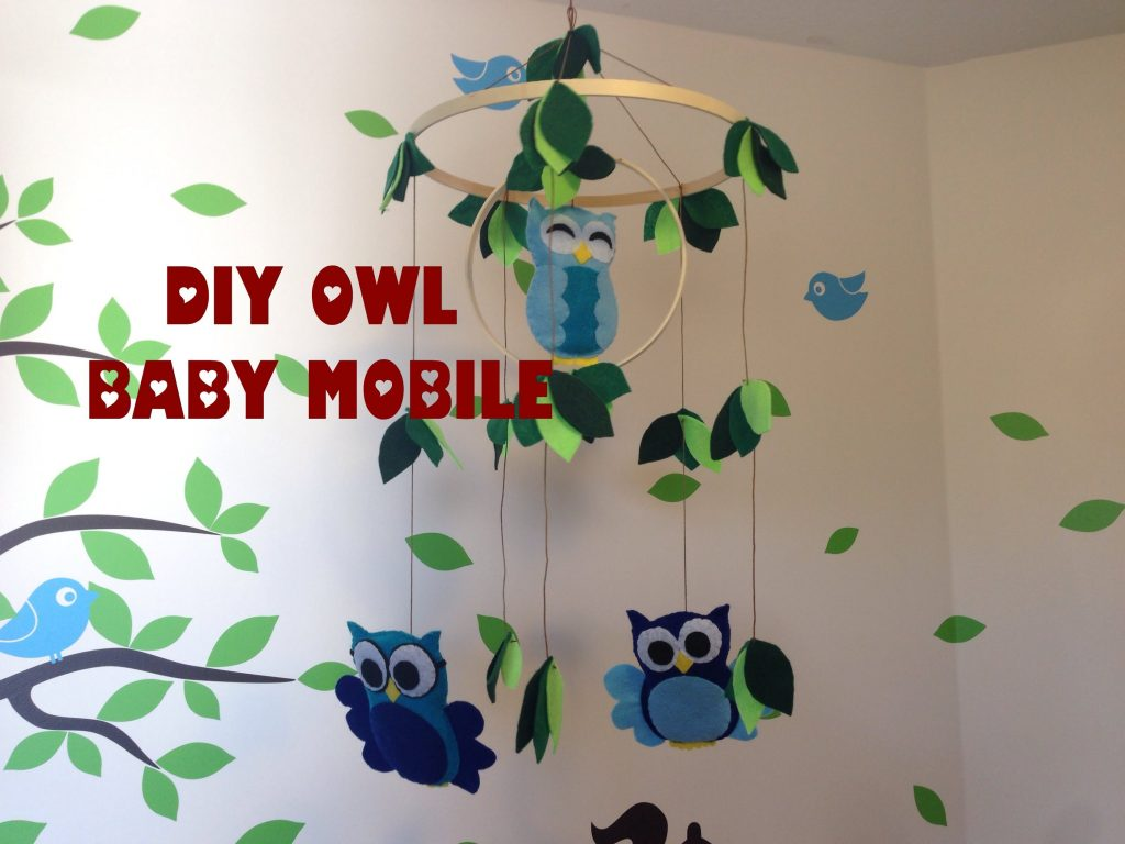 Amazing DIY Mobiles for Babies