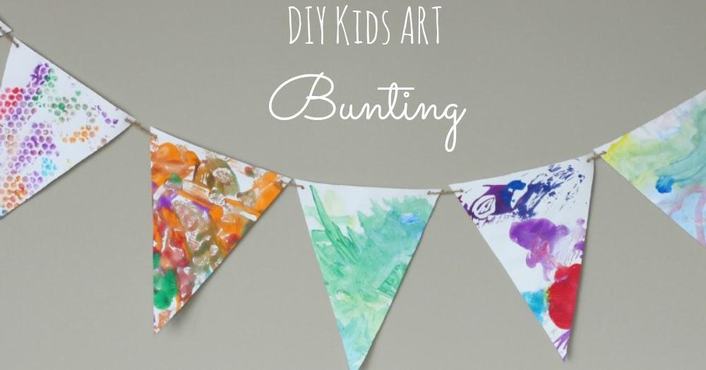 Diy Bunting Designs