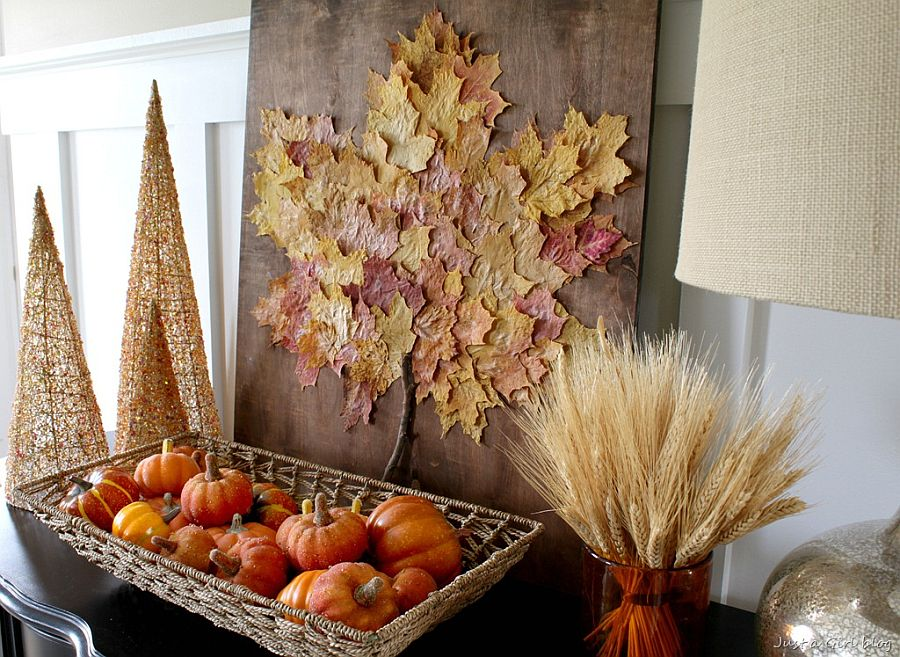 Fall DIY Decorate Ideas For Your Home