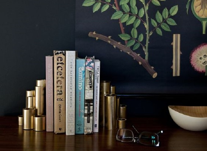 Awesome DIY Bookends