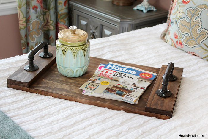 The Best DIY Serving Trays Projects