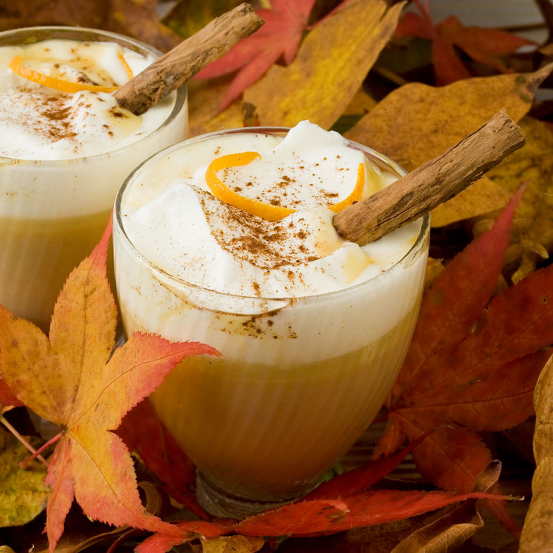 Amazing Coffee Recipes For Fall