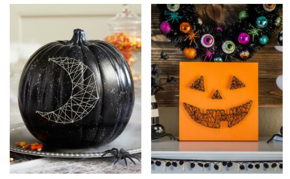 20+ Easy And Cheap Halloween Crafts