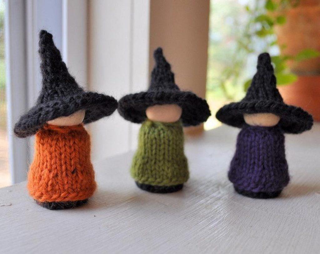 Amazing Halloween Themed Knitting Patterns