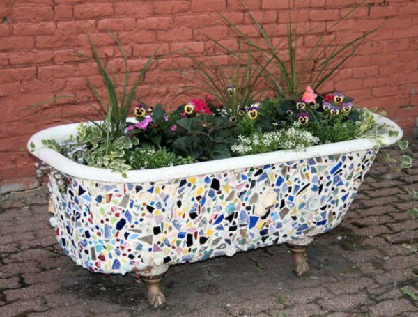 Cool DIY Projects Made With Tiles
