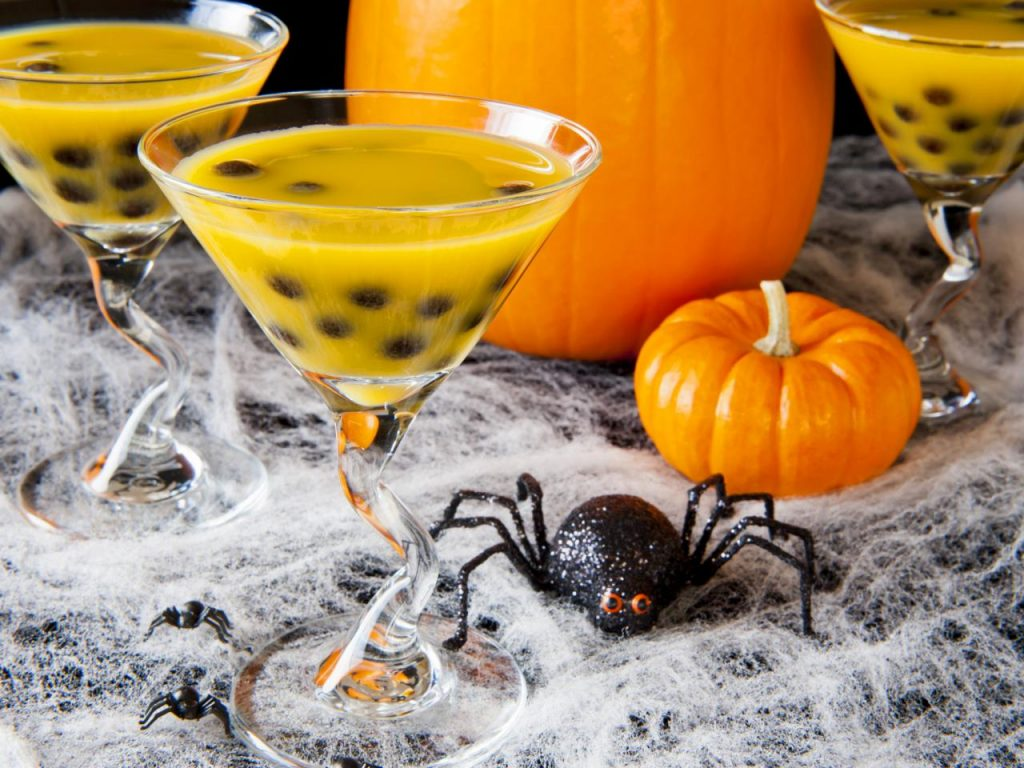 The Best Spooky Halloween Themed Cocktails