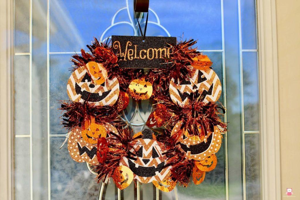 Awesome DIY Halloween Wreaths