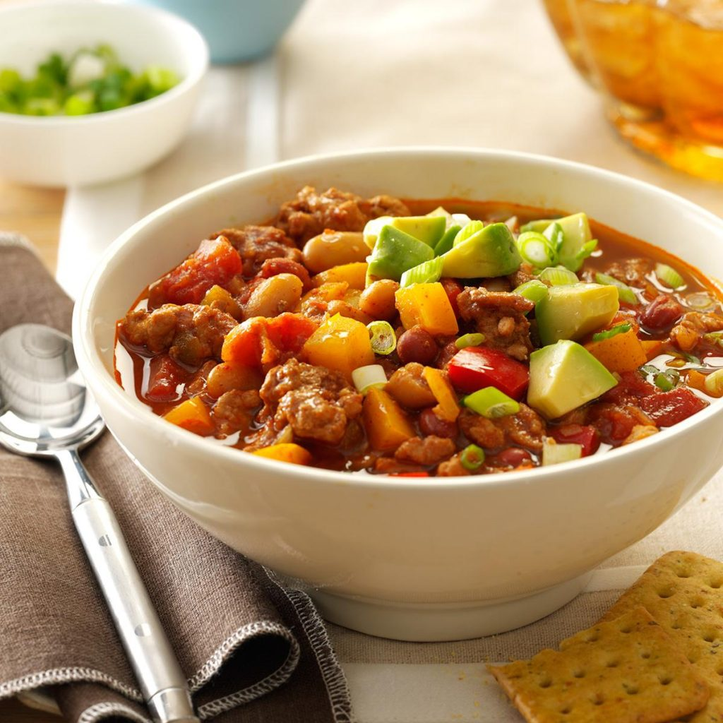 Awesome Homemade Chilli Recipes