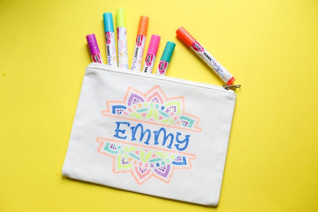 Amazing DIY Crafts Using Fabric Pens