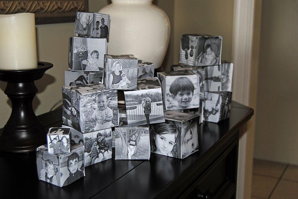 Creative DIY Photo Displays