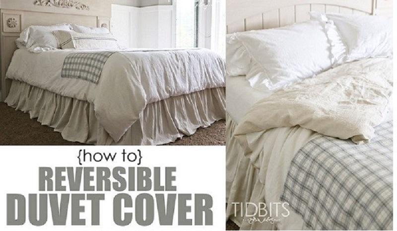 Cool DIY Duvet Cover Patterns