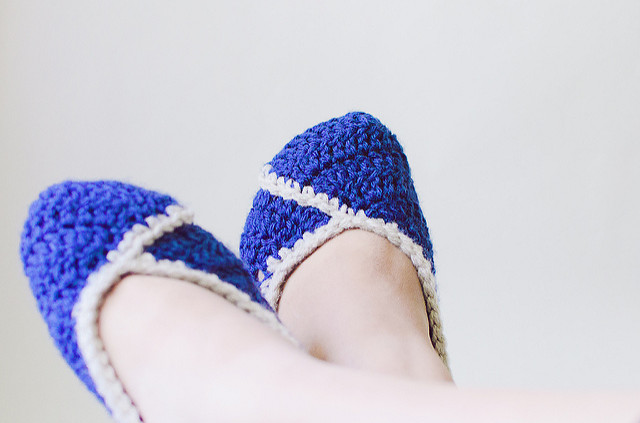 Amazing Free Crochet Slipper Patterns