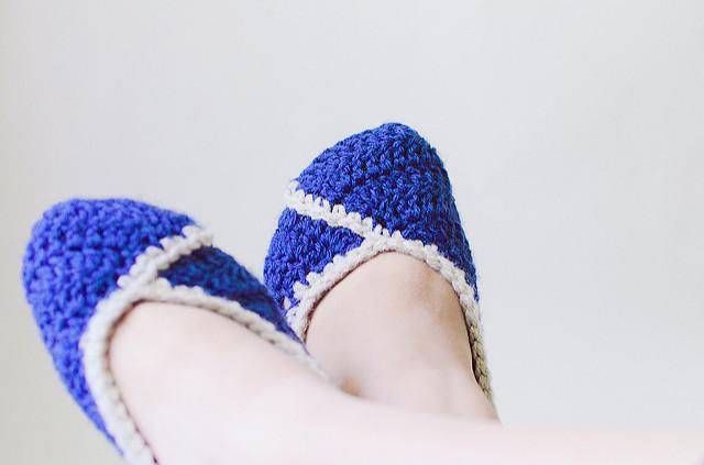 Amazing Free Crochet Slipper Patterns