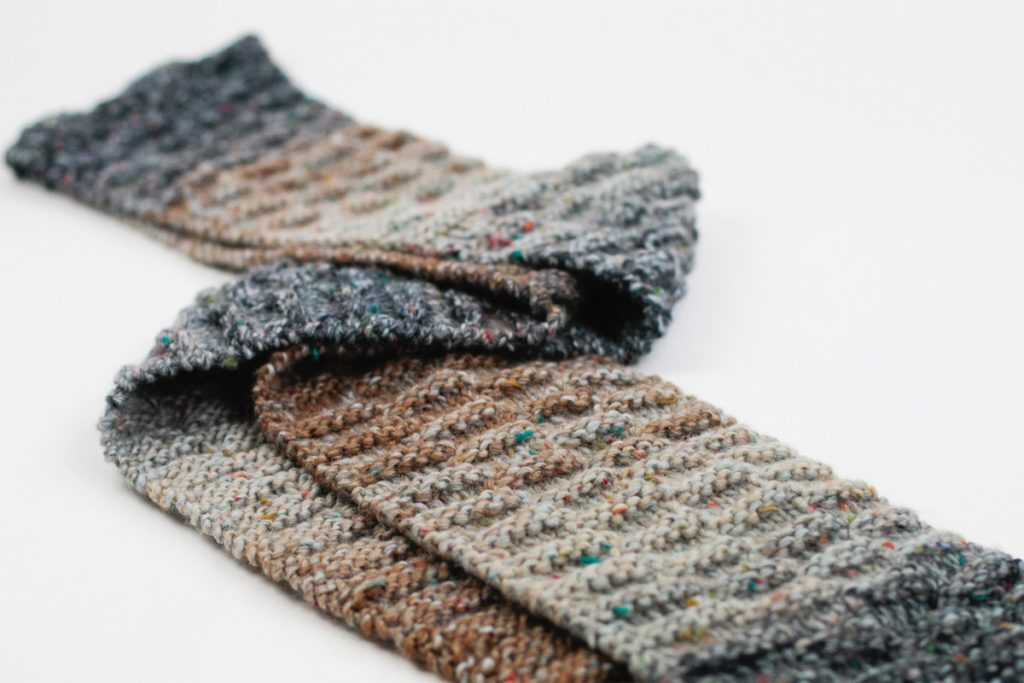 Amazing Knitted Scarf Patterns