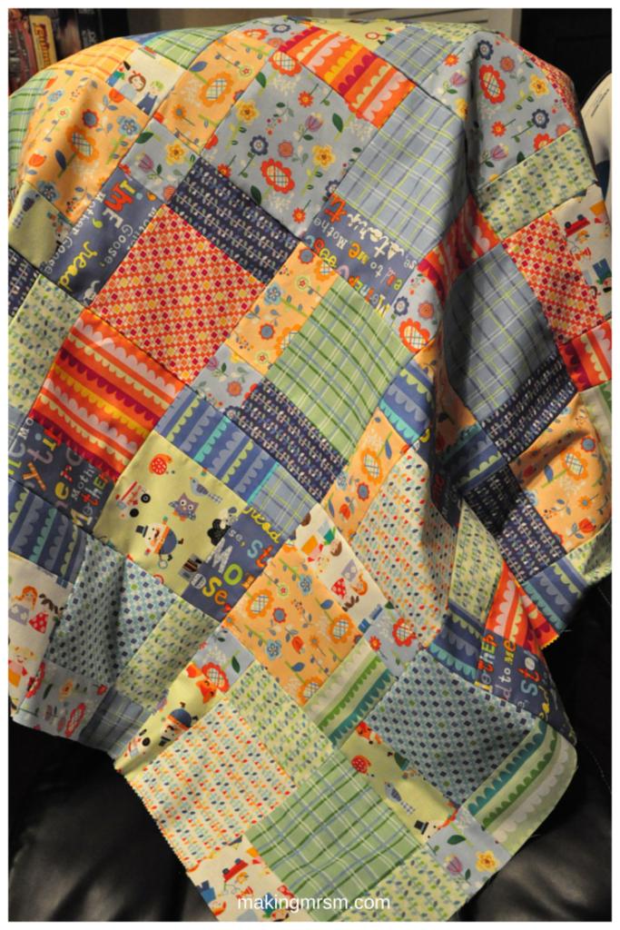 Amazing Simple Quilt Patterns