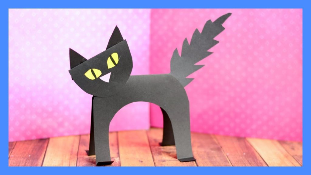Cool Black Cat Themed DIY Projects