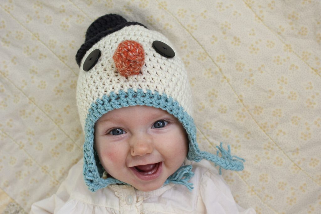 Cool Crocheted Fall Hats for Kids