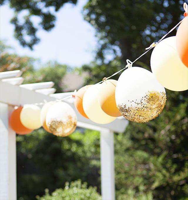 Amazing DIY Balloon Decor Ideas