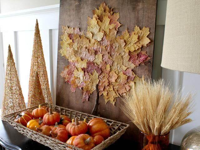 Amazing DIY Fall Leaf Projects