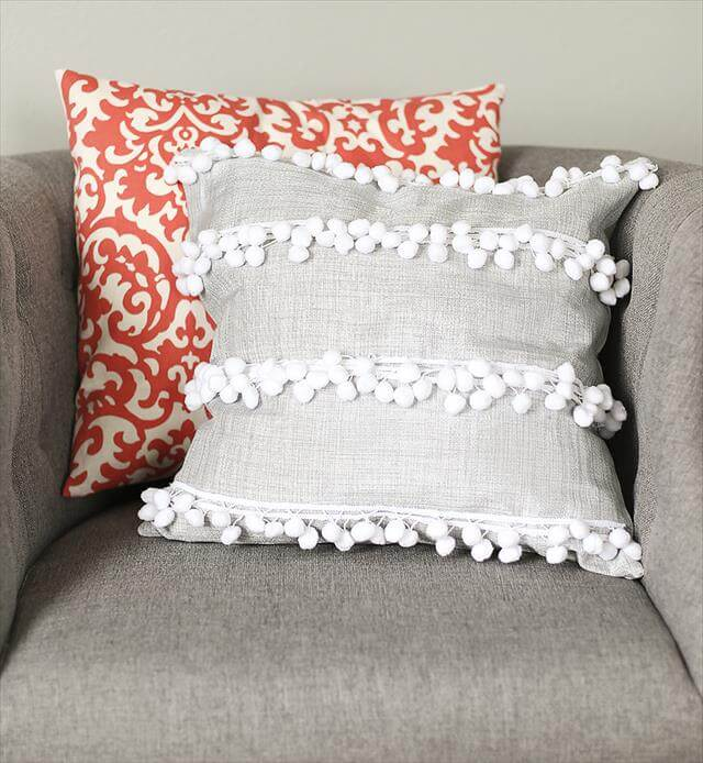 20 DIY Stylish Pillows