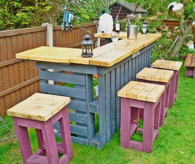Amazing DIY Table Ideas