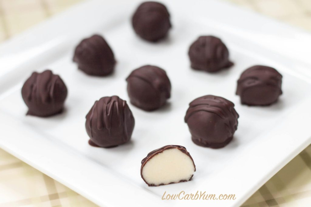 Delicious Homemade Truffles