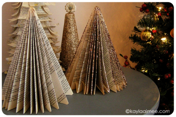Cool DIY Christmas Tree Alternatives