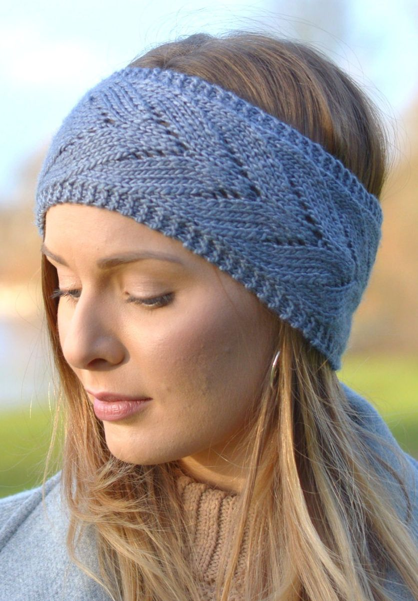 Amazing Smart Knitted Ear Warmers
