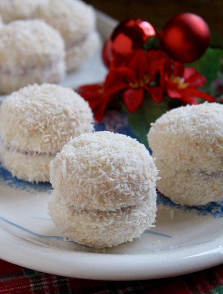 Delicious Snowball Themed Treat Recipes
