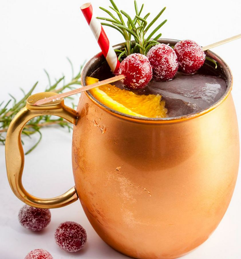 Amazing Christmas Cocktail Recipes
