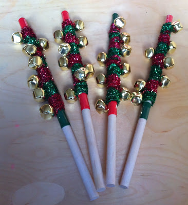 Amazing Merry Jingle Bell Crafts
