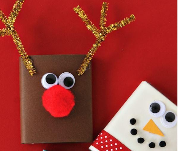 15 Amazing Reindeer Crafts for Kids