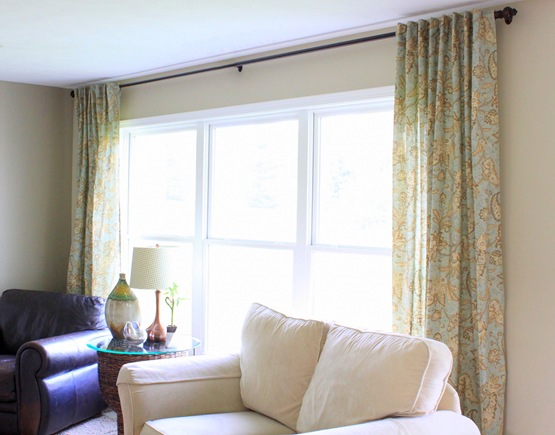 Awesome DIY Curtains