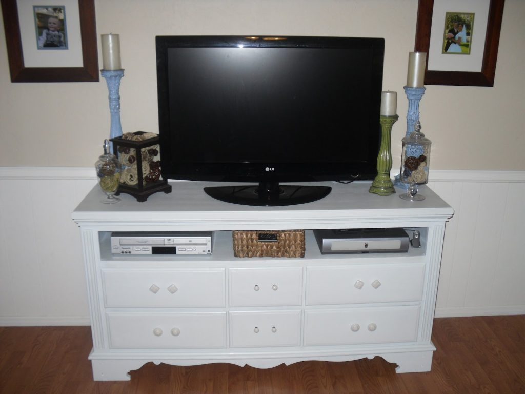 Amazing DIY Television Stands